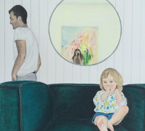 A kind of suburban fugue | Lizzie Dennis
