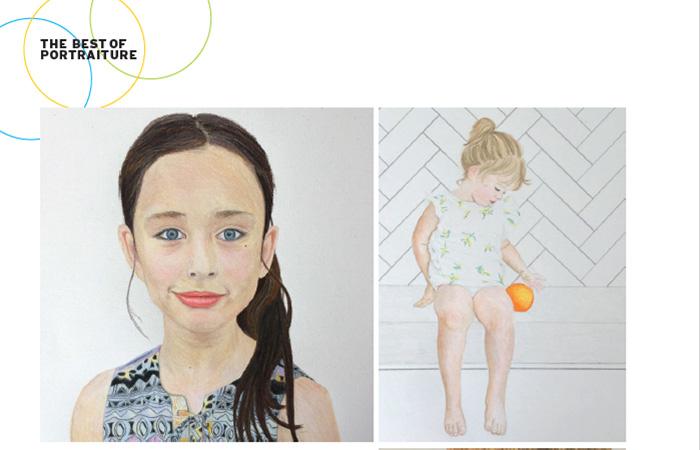 Lizzie Dennis Art Edit Magazine
