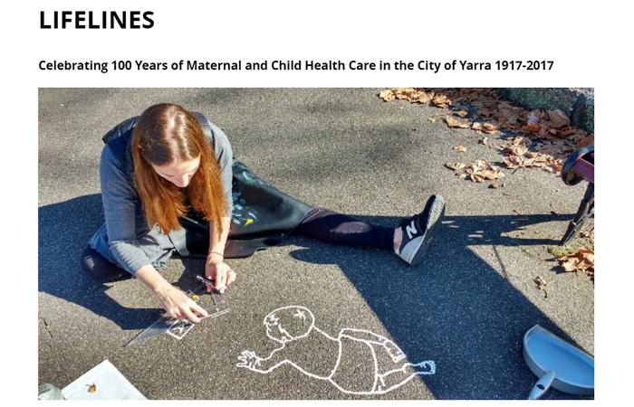 Life Lines - Yarra City Arts